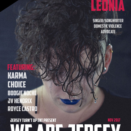 We Are Jersey Magazine November 2017 Issue Out Now!