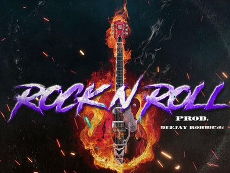 "NEW MUSIC: Rome856 Releases New Single ""Rock N Roll"""