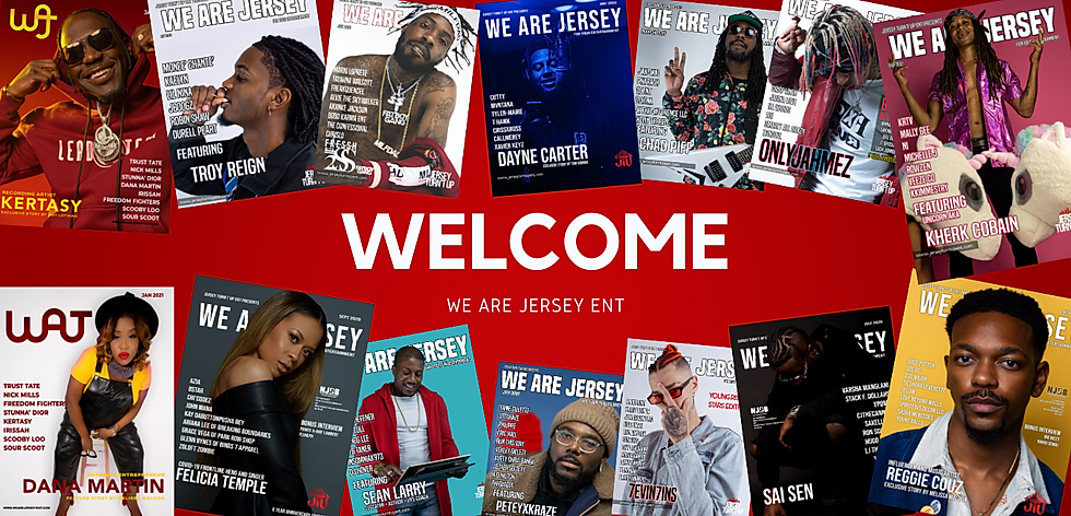 We Are Jersey Magazine Cover