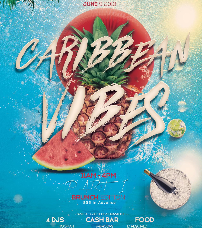 Carribbean Brunch