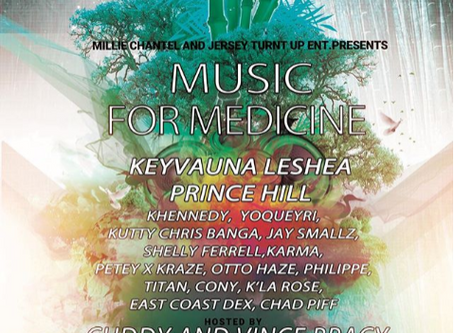 MUSIC FOR MEDICINE CONCERT THIS SUNDAY! CREATIVES NETWORK AND GET INTERVIEWS!