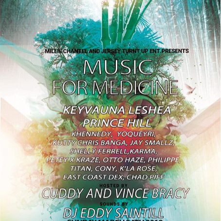 Music For Medicine Event, Last Chance Tickets!