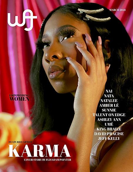 KäRMA We Are Jersey Magazine March 2021