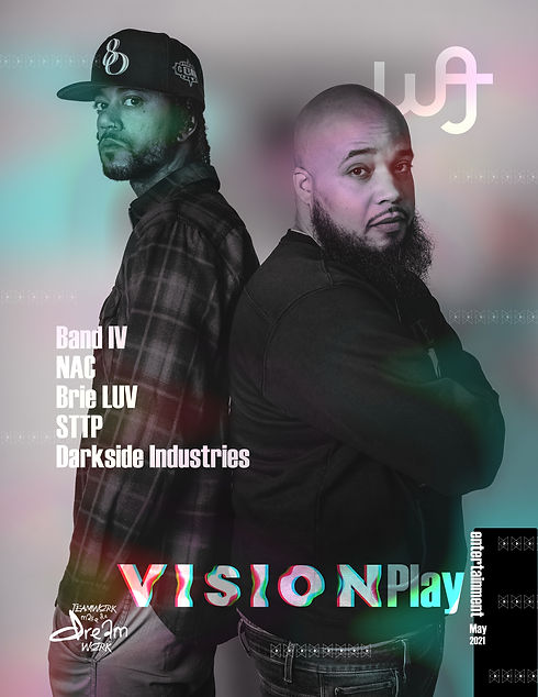 We Are Jersey Magazine May 2021 - Vision