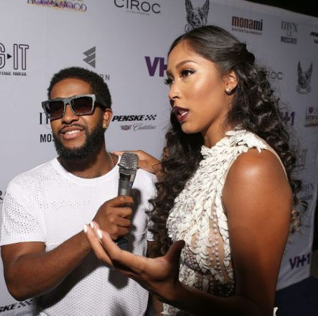 Apryl Jones Joined Love & Hip Hop To Help Omarions Image
