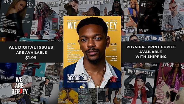 Reggie Couz We Are Jersey Magazine