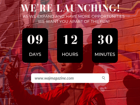 New Website Launch on August 27