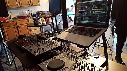 Looking for a DJ_We have the equipment a