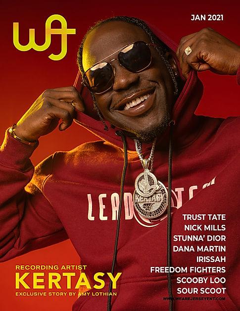 Kertasy We Are Jersey Magazine