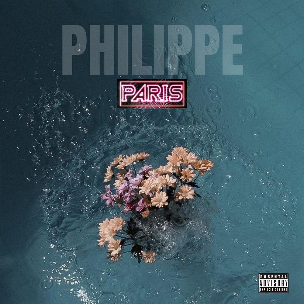 Phillipe Paris Cover art designed by Johanna Desrosiers