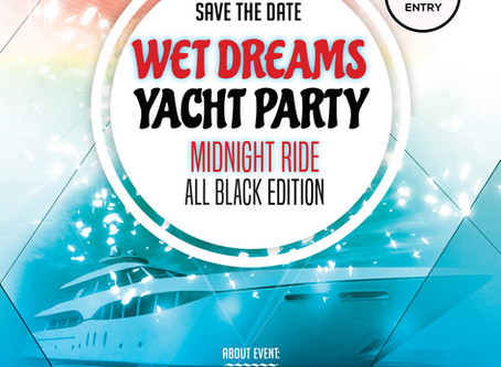SAVE THE DATE: BEE's BIRTHDAY YACHT PARTY IS ON THE WAY!