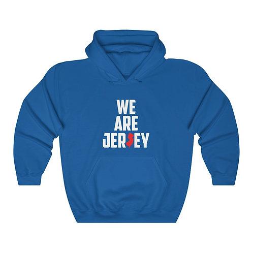 We Are Jersey Unisex Heavy Blend™ Hooded Sweatshirt