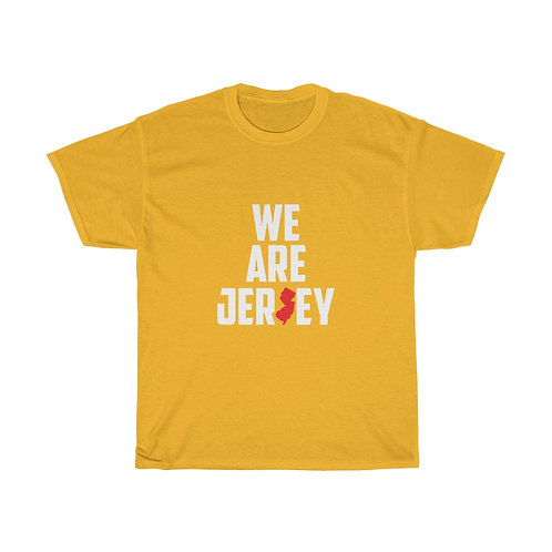 We Are Jersey Unisex Triblend Tee