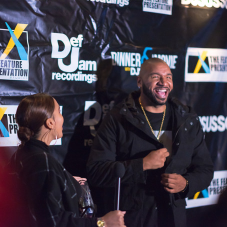 DJ SUSS ONE: BLACK AND BLUE PREMIERE RECAP