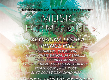 LAST CHANCE: MUSIC FOR MEDICINE CONCERT TONIGHT