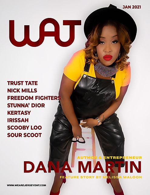 Dana Martin We Are Jersey Magazine