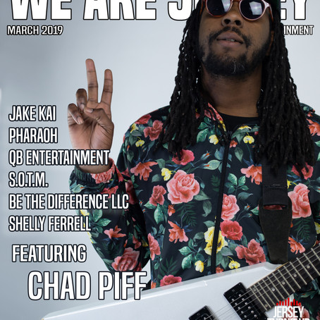WE ARE JERSEY MAGAZINE: MARCH 2019 ISSUE OUT NOW