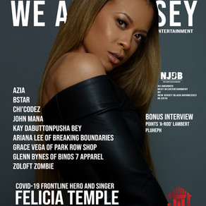 6 YEAR ANNIVERSARY OF WE ARE JERSEY - SEPTEMBER 2020 ISSUE