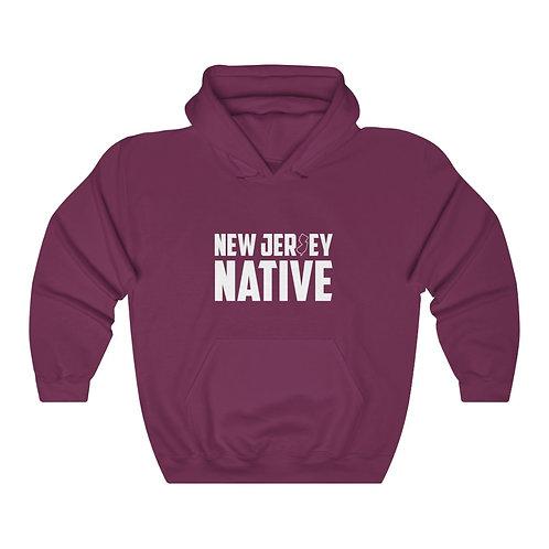 New Jersey Native Unisex Heavy Blend™ Hooded Sweatshirt
