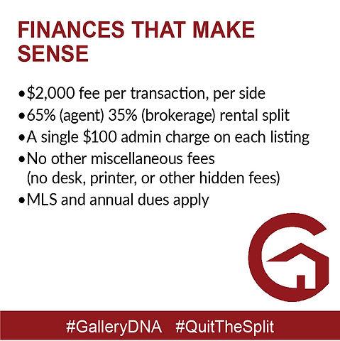 Agent Model Finances