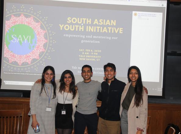 SAYI 2020 Organizing Team
