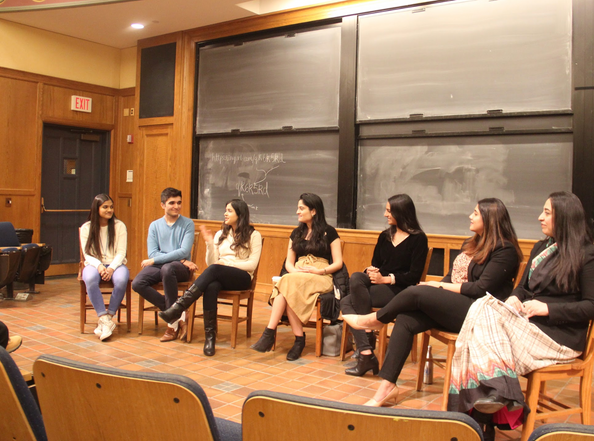 Young Professionals Panel