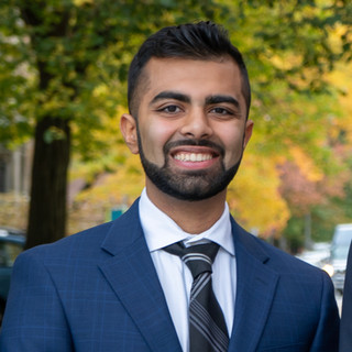 Ishan Patel (he/him/his) is a sophomore at Yale University, studying in Economics and Statistics & Data Science. Growing up in Washington DC, he organized South Asian events and conferences for high schoolers. Ishan is excited to help foster an intercollegiate South Asian community through SAYI!