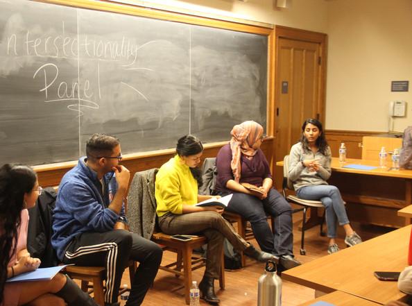 Intersectionality Panel