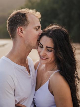 Sarah and Isaac - Kahana Bay, Oahu | Romantic