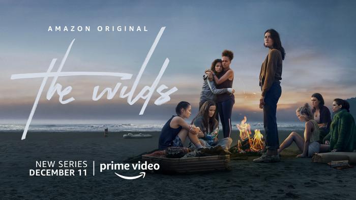 poster oficial da primeira temporada de the wilds