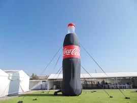Cocacola Inflables Coca Cola  Botella.jp