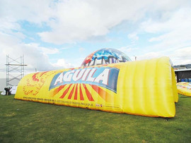 Tunel Inflable Aguila 02.JPG