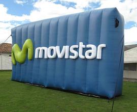 Logo en Colchon Movistar.JPG