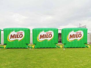 Logo Milo Nestle