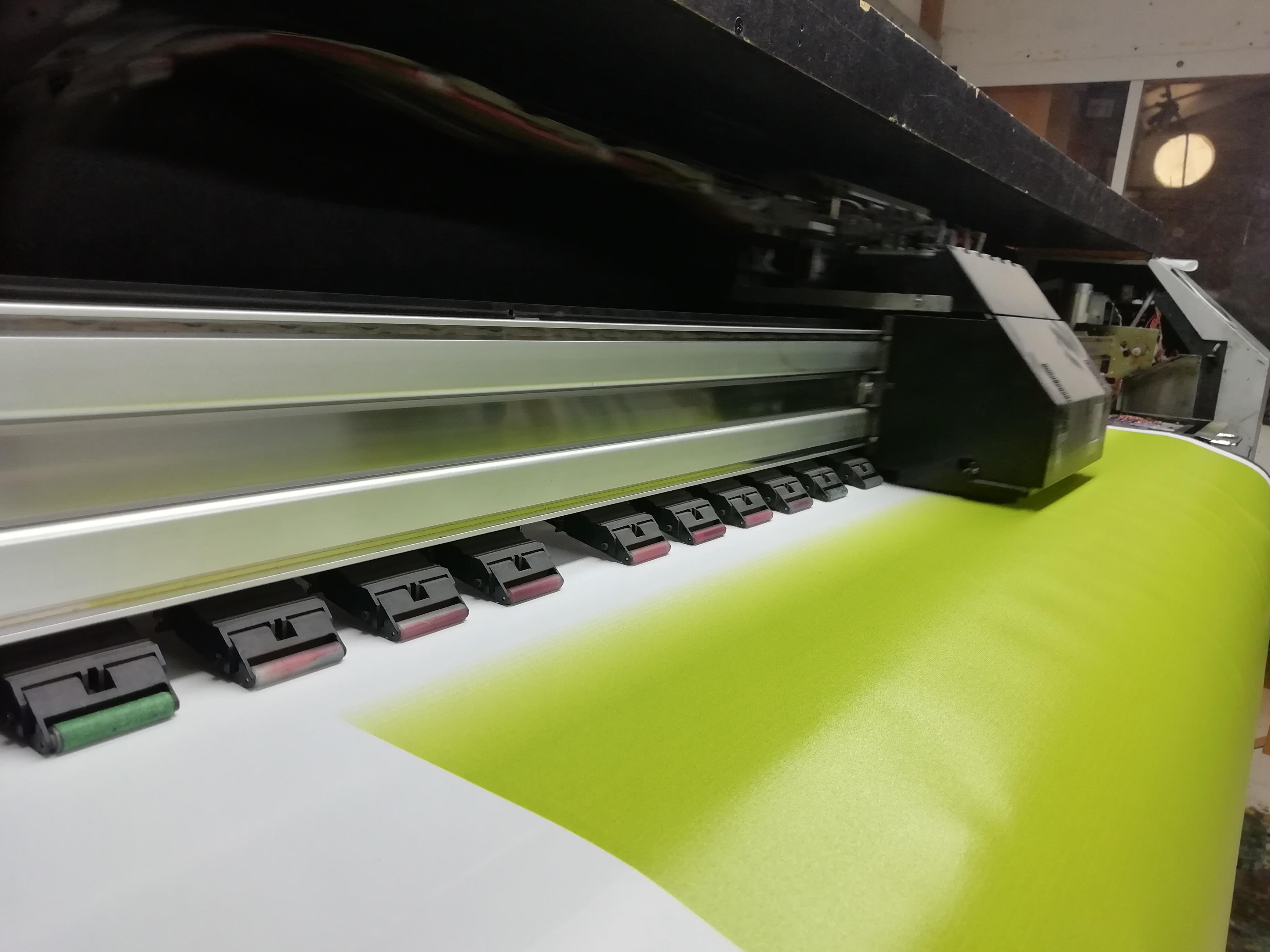 Impresión digital CMYK