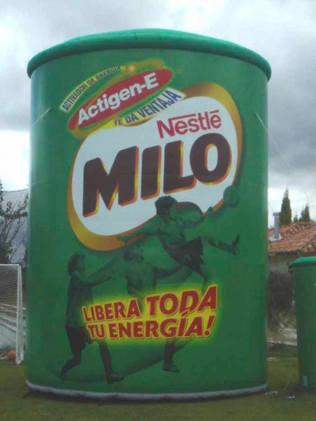 Tarro Milo