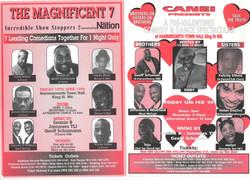 Past flyers