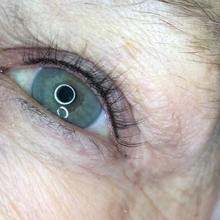 Jennifer Eyeliner Enhancement