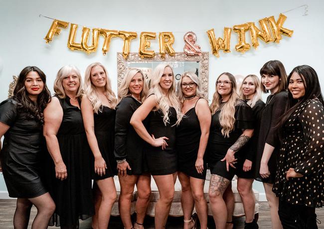 Flutter and Wink Team