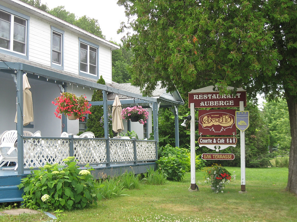 mauricie auberge maison cadorette h 233 bergement bed and breakfast