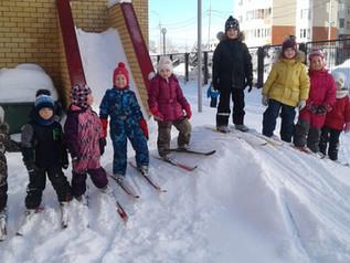 Соревнования «Лыжня России»