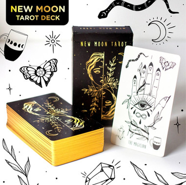 New Moon Tarot Deck