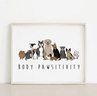 Body Pawsitivity