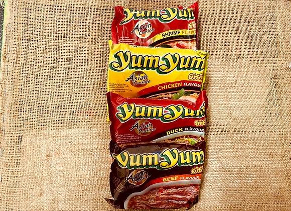 Nouilles instantanées Yum Yum