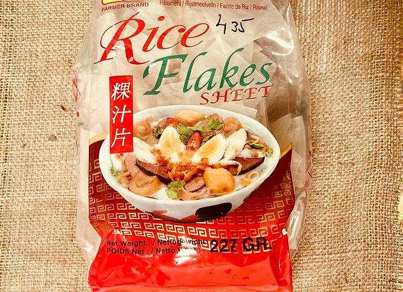 Nouilles de riz - Carrées