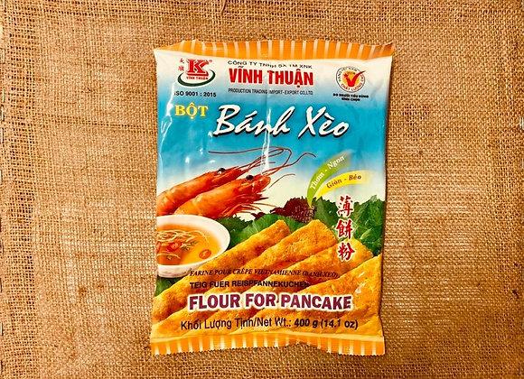 Farine pour crêpe viêtnamienne