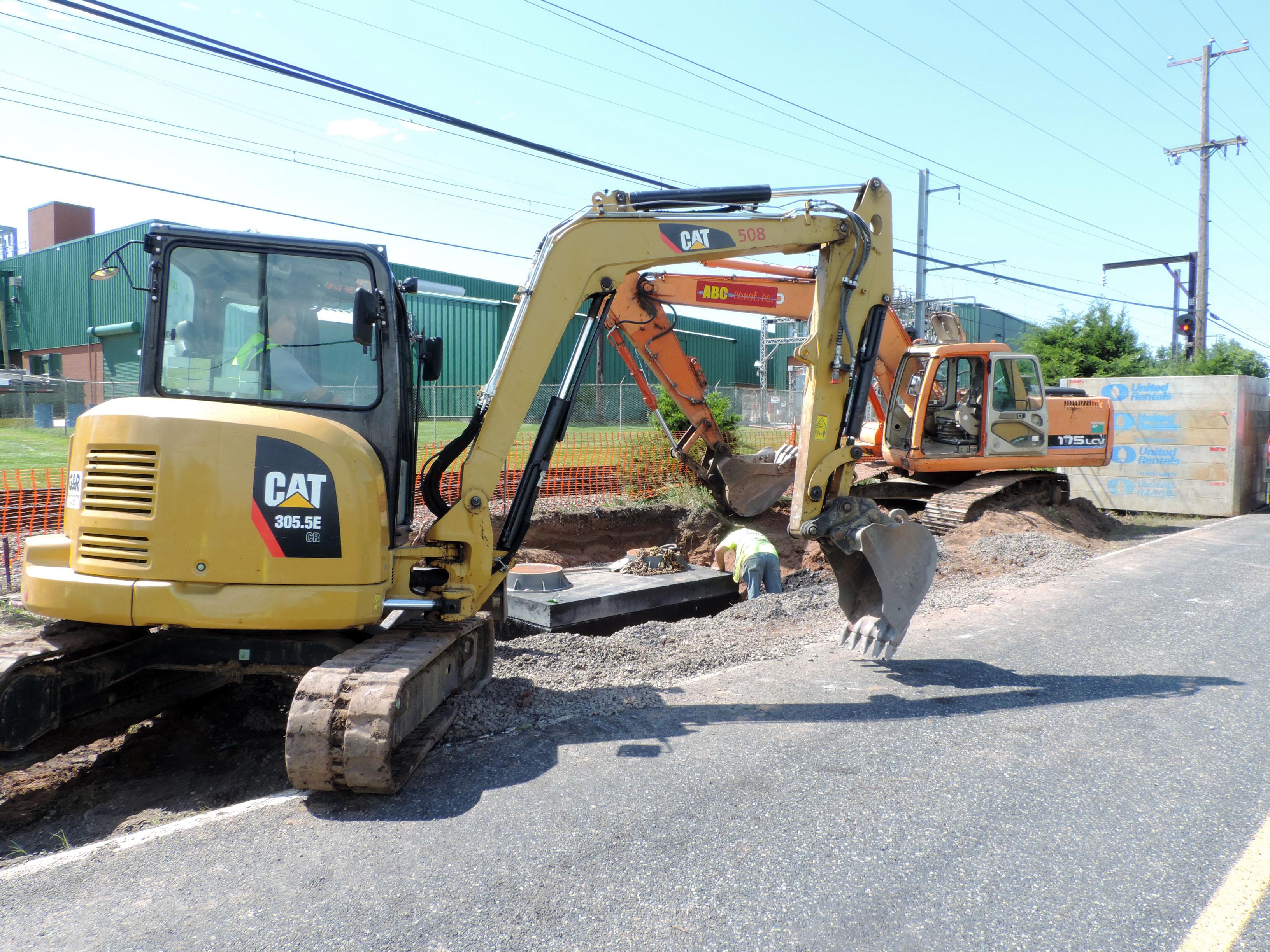 Roadside Excavating