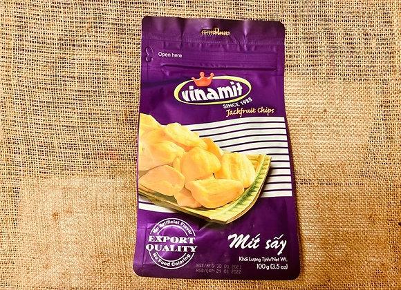 Chips de fruit de jaquier