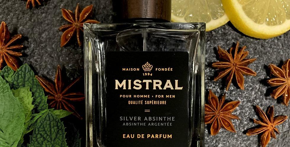 Silver Absinthe men's fragrance