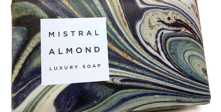 Almonds Marbles Soap